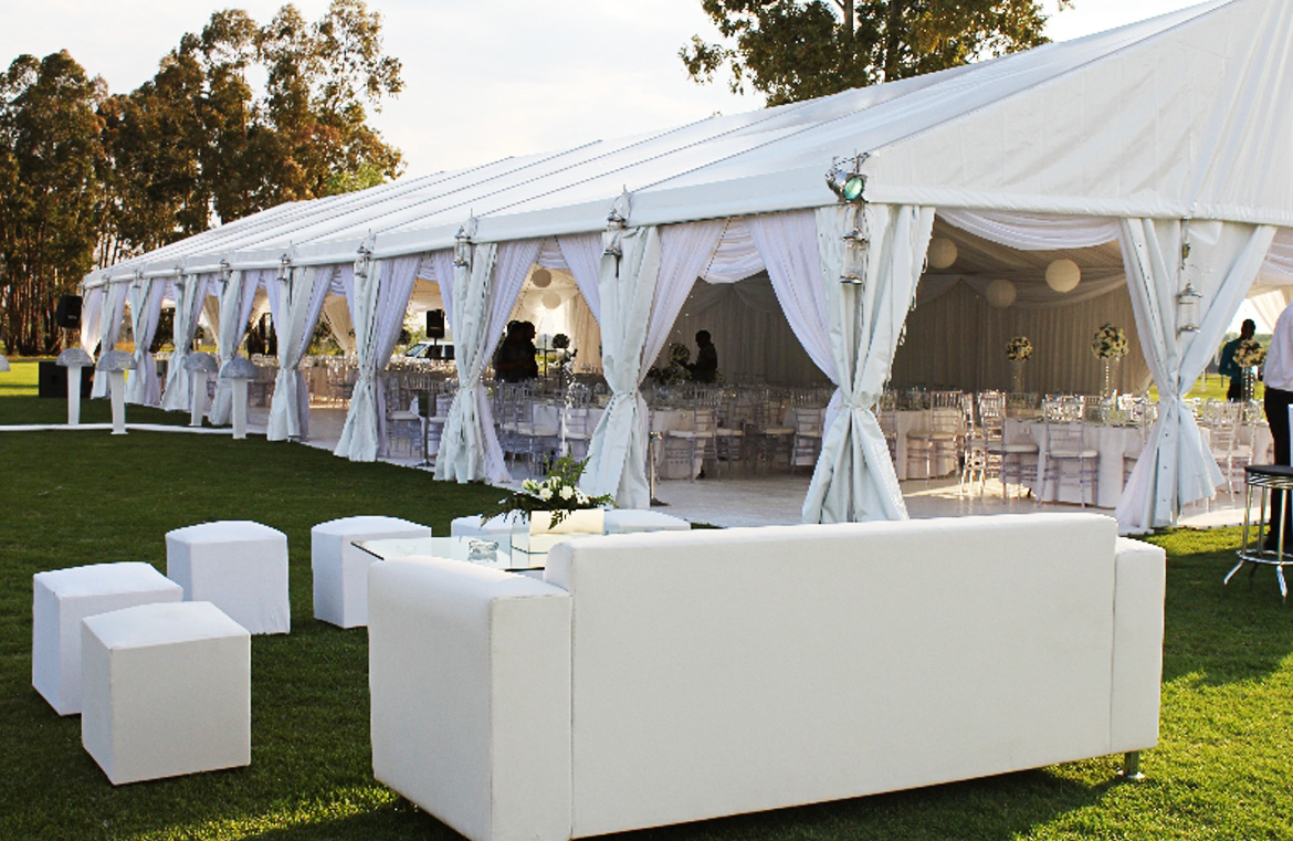 Marquee and Tents